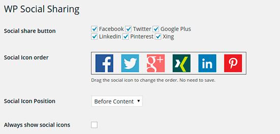 Social-Sharing-Plugins-WP-Social-Sharing WordPress için en iyi sosyal paylaşım eklentileri