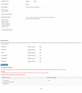 wp-postviews-ayarları-264x300 WP-PostViews - Okunma Sayısı Gösterme